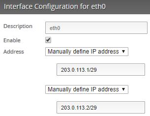 EdgeRouter - 포트포워딩과 목적지 NAT — buffeng-docs documentation